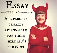 essay are parents legally responsible for their children s  essay are parents legally responsible for their children s behavior actions