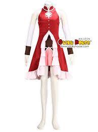 Puella Magi Madoka Magica Cosplay Costume Kyoko Sakura Otaku House