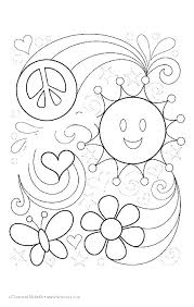 Lovely I Love You Coloring Pages For Adults For Printable Love Heart