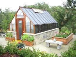 backyard greenhouses for lovely x greenhouse attached to customer s shed