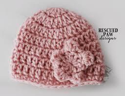 Crochet Newborn Hat Pattern Magnificent How To Crochet A Newborn Hat Crochet Newborn Hat Pattern
