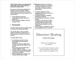 Business Swot Analysis Example - Beni.algebra-Inc.co