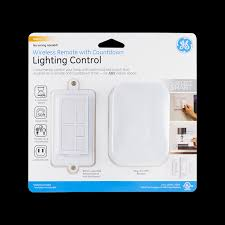 ge myselectsmart wireless remote with