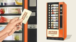 Free Food Vending Machine Code Magnificent Vending Machines For The Homeless Tasting Table