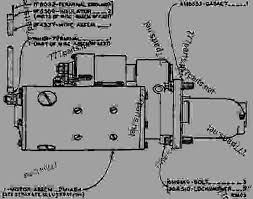 starter wiring diagram for a jcb wiring diagram schematics 1m7039 starter group electric electric starter group earthmoving