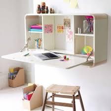 kids wall mounted table desk