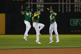 Seattle Mariners at Oakland Athletics ...