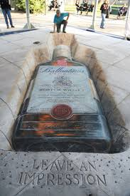 Incredible Examples Of 3d Sidewalk Chalk Art The