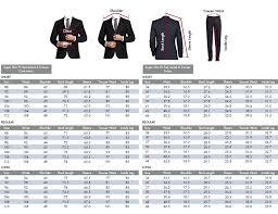 Suit Coat Size Mens Suits Jacket Size Chart Boys Suit Coat