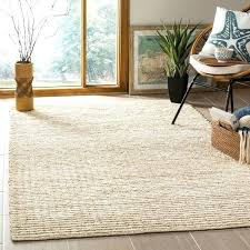 8 x 10 jute rugs hand woven natural fiber ivory rug west elm