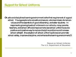 school uniforms  schools have a student uniform policy 4