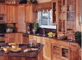 Beautiful Wooden Modern Kitchens Plan Cabinet And Island With Black Granite  Countertop