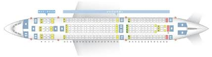 Egyptair Seating Chart Egyptair Fleet Airbus A330 200 Details And Pictures