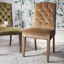 modish furniture. hudson living hayden tungsten velvet dining chair modish furniture