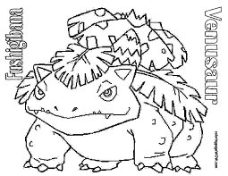 Pokemon Coloring Pages To Print Out