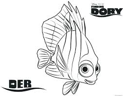 Squirt Finding Nemo Coloring Pages Bruce Online Best Of Beautiful