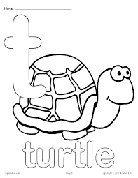 free coloring pages for toddlers color pages for toddlers letter coloring page lowercase letter t coloring