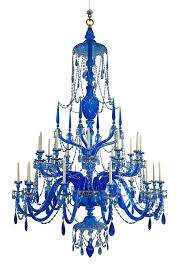 extraordinary blue chandelier light blue blue light blue blue gingham chandelier shades