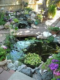 Garden Ponds Designs Concept