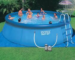 intex easy set pool. Intex 18 X 48 Easy Set Pool