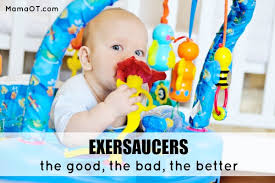 Exersaucers: The good, the bad, the better -