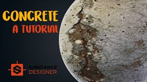 Substance Designer Beginner The Ultimate Concrete Material In Substance Designer