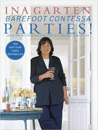 Barefoot Contessa Parties! Ideas and Recipes for Easy Parties That Are  Really Fun: Garten, Ina: 9780609606445: Amazon.com: Books