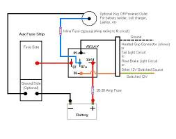 relay in a box wiring diagram relay wiring diagrams online 14 pin relay wiring diagram topic aux fuse box wiring 101
