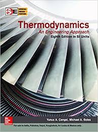 Thermodynamics An Engineering Approach: Cengel Boles: 1256565658647 ...