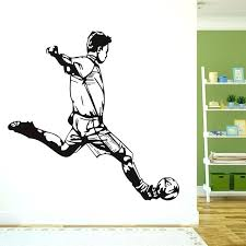 sports wall decals sports wall decals a cool man sports wall decals special design l wall children bedroom decal custom sports wall decals