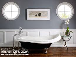 decorative wall molding or wall moulding designs ideas