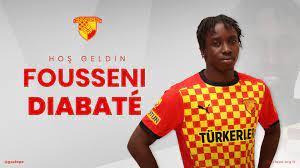 Son dakika: Trabzonspolu Fousseni Diabate Göztepe'de - Fotomaç