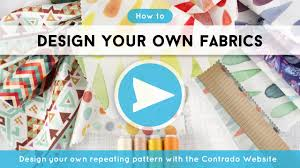 How Do You Design Your Own Fabric Design Your Own Fabric With Contrado