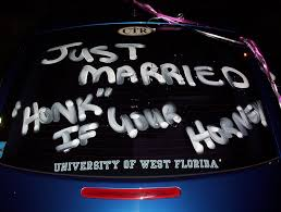 Wedding Decorations Re The Best Wedding Car Decorations Fun Ways To Decorate The