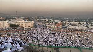 ضيوف الرحمن يقفون على عرفات   العالم الإسلامي أخبار
