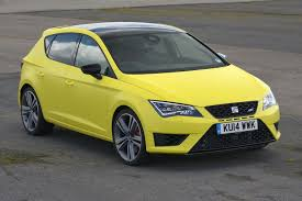 SEAT Leon Cupra 280 PS DSG review