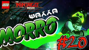 THE LEGO NINJAGO MOVIE VIDEOGAME Gameplay 100% #020 Deutsch ? MORRO der  Geist Ninja