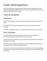 Profit Sharing Agreement Template Get Free Sample