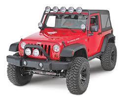 Jeep Yj Light Bar Off Camber Fabrications 130987 Windshield Light Bar Assembly For 07 18 Jeep Wrangler Jk