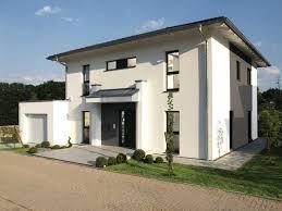 Hausfassade Grau Beige Hausstilmodernga