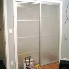 Closet ~ Replacing Closet Doors Creative Bedroom Closet Door ...