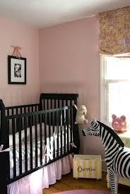 Pink & #Black - 13 Trendy #Nursery Color #Scheme Ideas .