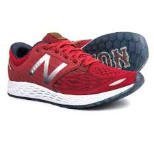 new balance shoes red. new balance fresh foam® zante v3 ballpark running shoes (for women) in team red