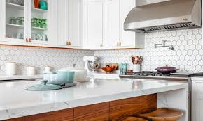 remove grease from all kitchen surfaces