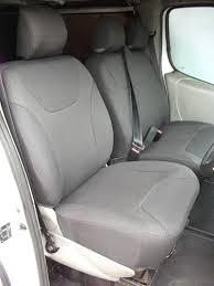 mercedes sprinter van seat covers made