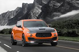 MANSORY raises the storm: Refinement programmes for Maserati ...