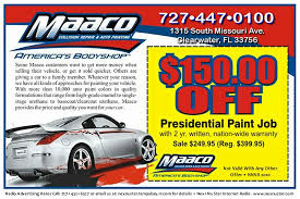 Maaco Paint Color Chart Car Painting Coupons Beaver Coupons