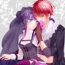 Sekian dari kumpulan gambar anime couple yang romantis, keren, dan terpisah dari jaka. Couples Anime Wallpapers Wallpaper Cave