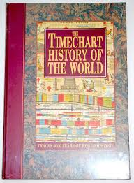 Timechart History Of The World With Canada History Panel