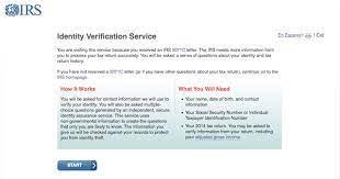 ideny verification letters